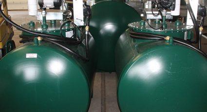 opslagtank diesel